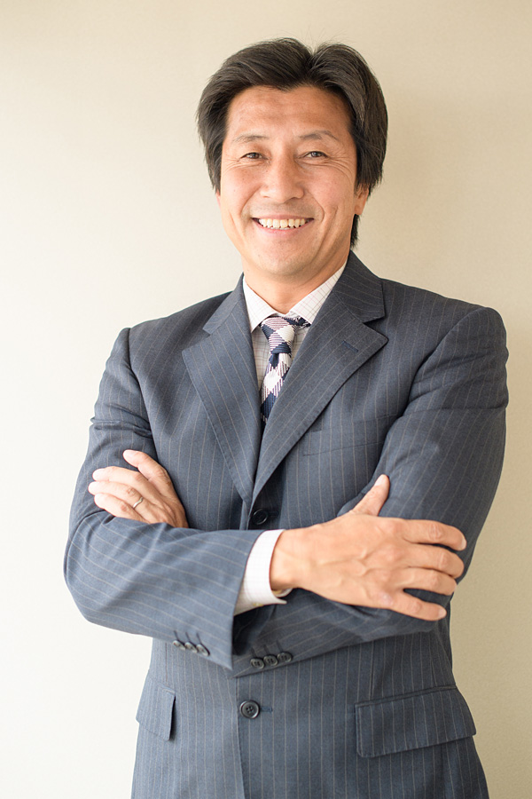 Representative Director Ryuji Kajiwara